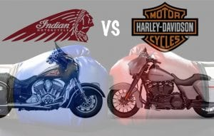 Harley-Davidson Touring vs Indian Touring Motorcycle-You ...