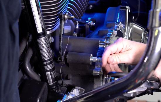 Harley Shifter Shaft Problems
