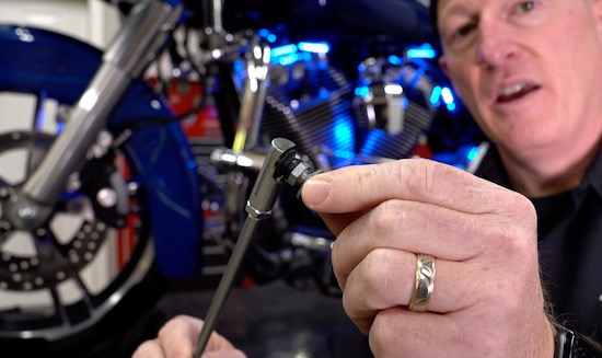 Harley shifter linkage problems