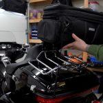 Rickrak luggage system