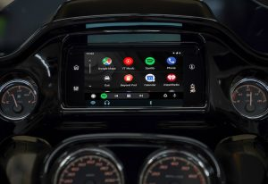 Android Auto for Harley