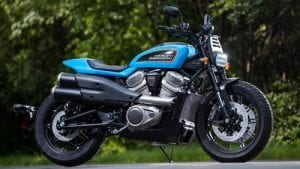 Harley Flat Tracker