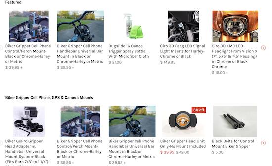 Motorcycle Parts & Accessories Market